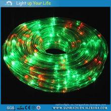 Luces de la cuerda de neón del LED