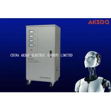 Stabilisateur de tension de type servo moteur AC