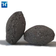 Briquete de silício para fabricação de aço / escória de silício