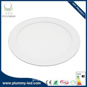 3 years warranty CE round 20w led panel t-shirt Φ240*H12.5mm