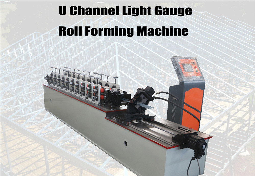 light gauge roll forming machine