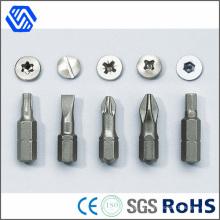 Conjunto de destornilladores electrónicos Fabricante Juego de destornilladores magnéticos de alta Quanlity