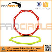 Geschwindigkeit Octagon Ladder bunten Agilität Ring