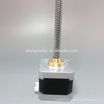 CE, ROHS genehmigt für 3d pritner billige 42mm lineare schrittmotor