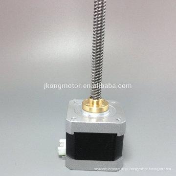 O CE, ROHS aprovou para o motor de passo linear barato do pritner 3d 42mm