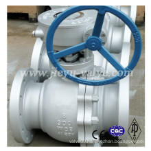 Soft Seal Ball Valve