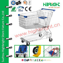 commercial grocery carts