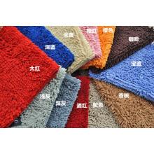 Mehrfarbige Hand Chenille Tür Matte Teppich