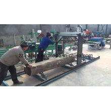 Tipo portátil de la gasolina cortador de cadena de la máquina de corte de madera