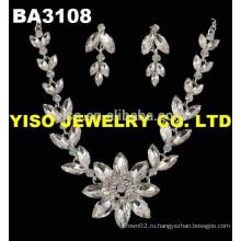 Горячие ожерелья кристалла сбывания