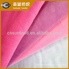100% polyester polar fleece fabric