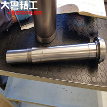 Machining spindle and oem various shaft parts
