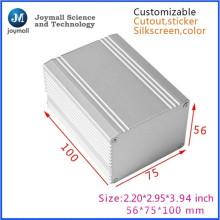 Boîte en alliage d'aluminium pour l'emballage des instruments