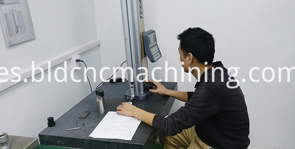 Testing of CNC Machining Parts