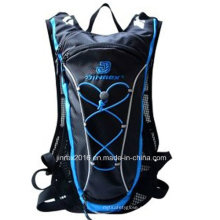 Hidratación de deportes al aire libre agua corriente Camping bolsa de viaje mochila
