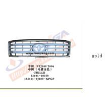 Grille for Landcruiser Fzj100′06#/Uzj100 OEM 53101-60350/60360/60370