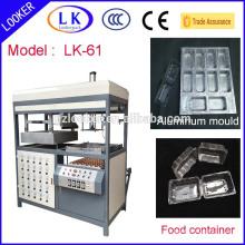 Einwegplatte Kunststoffmaschine