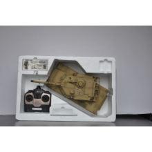 German Tiger Vs Us M4a3 Sherman RC Tank