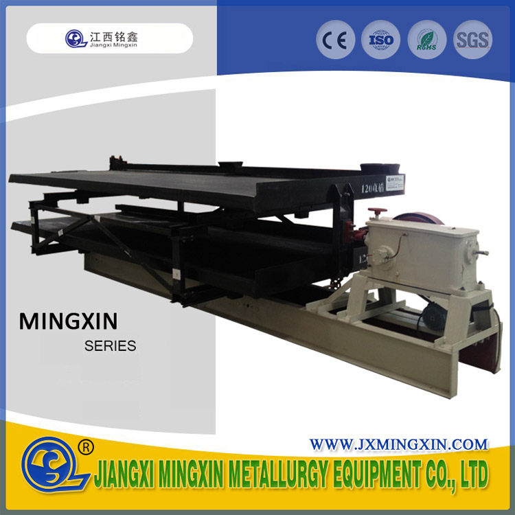 Duplex Shaking Table