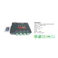 dmx 512 rgb led controlador led cartão sd dmx controller sd cartão led controlador