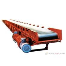 TD II Serie Belt Conveyor für Pulver oder Granulat