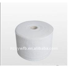 rolo de toalha macio de spa não tecido