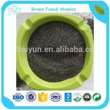 braunes, geschmolzenes Aluminiumoxid zum Sandstrahlen von Schleifwerkzeugen und Schleifpapier