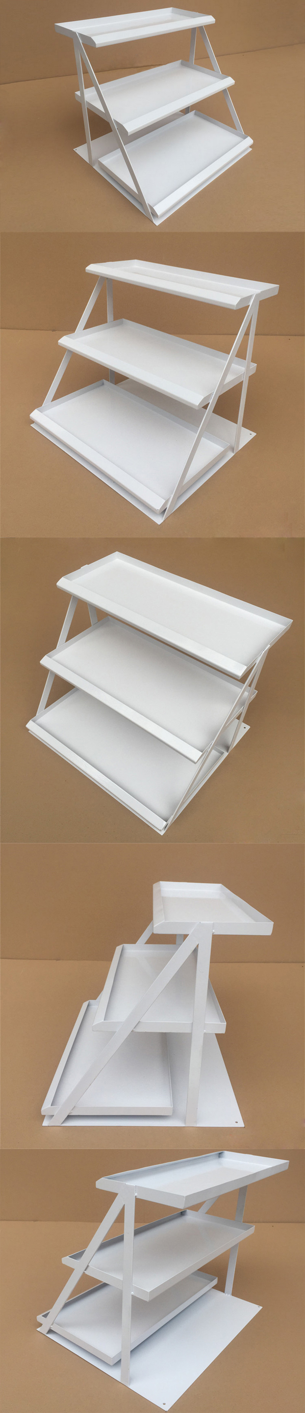 Metal Material Display Shelf