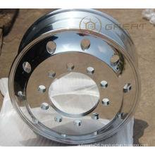 High Strength Aluminum Truck Wheel Rim 17.5