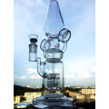 Hot Selling New Design Recycler Glass Water Pipe with Wholesale Price
