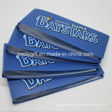 Logo Printed PP Business Card Holder for Office