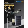 Especificación solar del poste de luz de calle 300W
