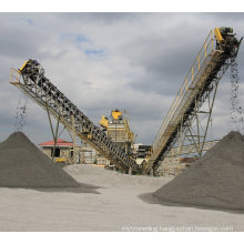 Industrial Belt Conveyor for Cement Plant