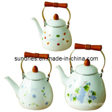 Enamel Tea Pot/Enamel Tea Kettle