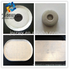 Feuille de disque en aluminium à fond en Jinzhao 1060