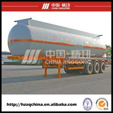 Tanque de líquido en el transporte por carretera (HZZ9405GHY) Suministro y comercialización de China