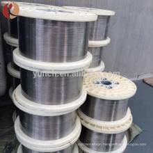 High quality Gr2 titanium alloy wires for eyeglasses frame