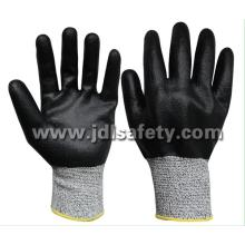 Cut Resistant Work Glove with Nitrile Fully Coating (ND8035)
