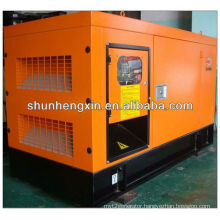 80KW/100KVA Silent Generator Set by Cummins engine 6BT5.9-G2