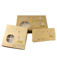 Kraft paper egg tart tart packaging