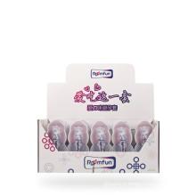 50PCS Multi-Color Презервативы Candy Flavor Малайзия Оригинальные латексные резиновые Contex Безопасные продукты для секса