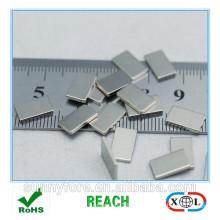 10x3x1mm block neodymium magnets n54