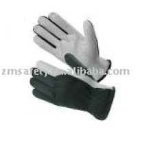 Top quality goatskin work glove