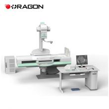 Equipos de fluoroscopia médica 50kw tipos de máquina de rayos X para gastrointestinal