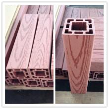 Holzmaserung WPC Posting WPC Pergola, Gassero Post oder Säule