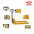 china supplier hot sale 1.5ton manual hydraulic hand pallet truck