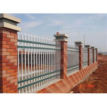 Забор для наружных кованых изделий