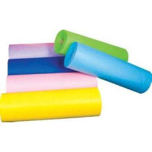 Fiber Textiles Needle Punched Non Woven Fabric Roll with Vi