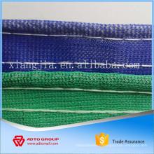 Échafaudages antipoussière filet fine construction verte maille anti-poussière filet de sécurité