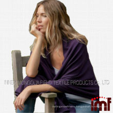 Graceful High End Wool Shawl For Ladies